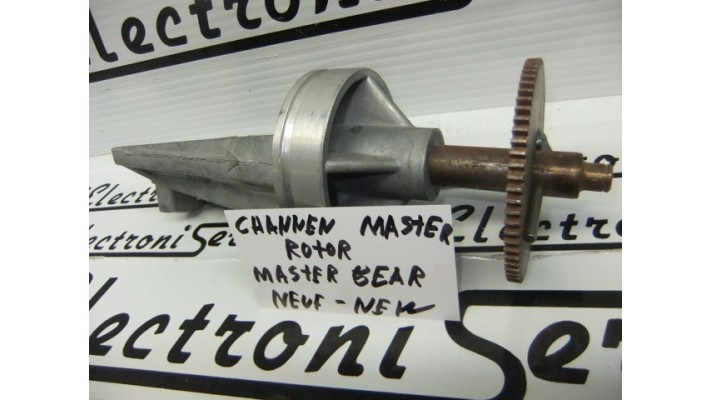 Channel Master CM-9521A  rotor main gear