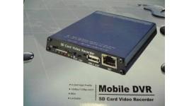 Video recording system for school bus ,mini dvr sd