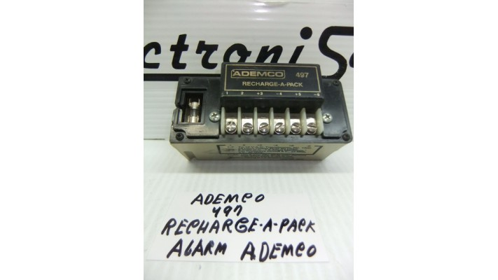 Ademco 497 Recharge A Pack