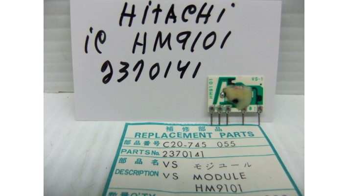 Hitachi  2370141 ic HM9101 .