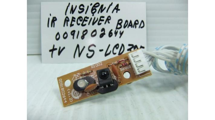 Search - Tag - IR receiver board