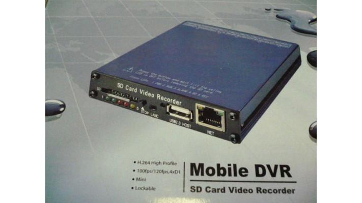 Enregistreur video mobile,