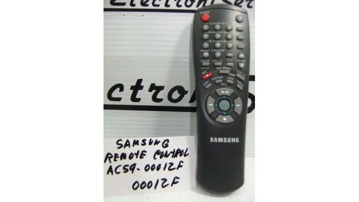 Samsung BP59-00462  TV Remote
