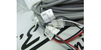 Cable 040.0211 Honeywell pour systeme d'enregistrement VHS Honeywell.